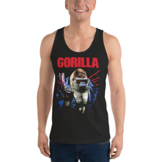Jurassic Gorilla Tanktop