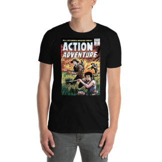 Action Adventure Comics