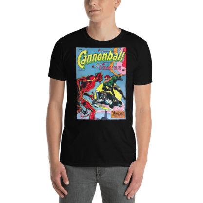 Cannonball Comics