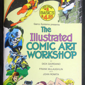 illustrated Comic Workshop