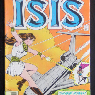 Isis Comic Book 1