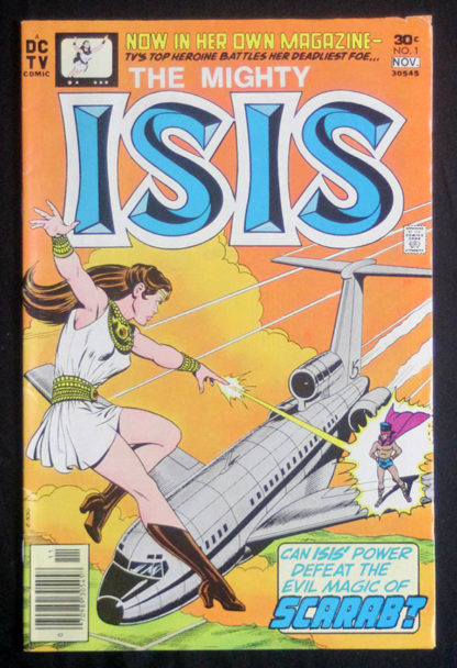 Isis Comic Book 1