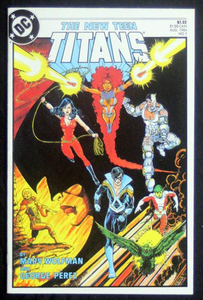 New Teen Titans 1