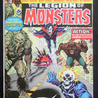 legion of monsters 28