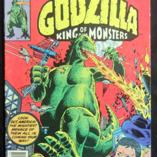 Godzilla King of Monsters 1