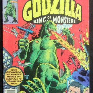 Godzilla King of Monsters 1