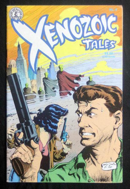 Xenozoic Tales 3
