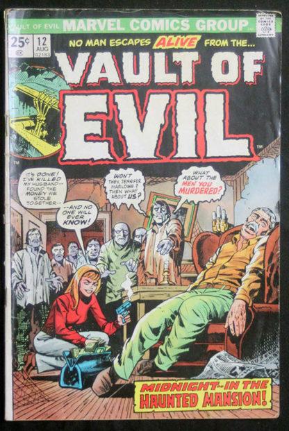 Vault of Evil #12