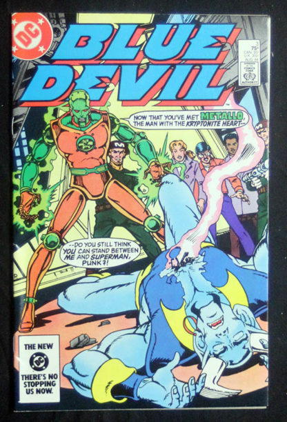 Blue Devil 3