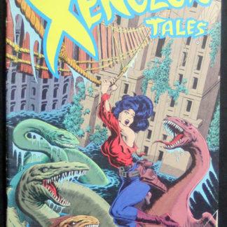 Xenozoic Tales 4
