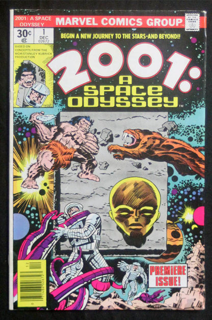 2001 space oddysey