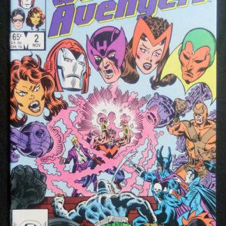 West Coast Avengers 2