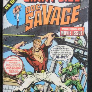 doc savage giant