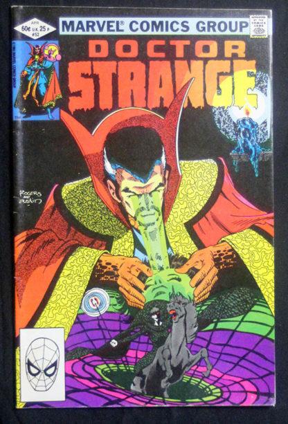 doctor strange 52
