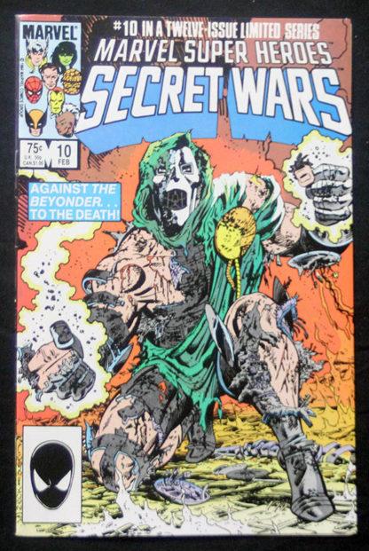 Secret Wars 10