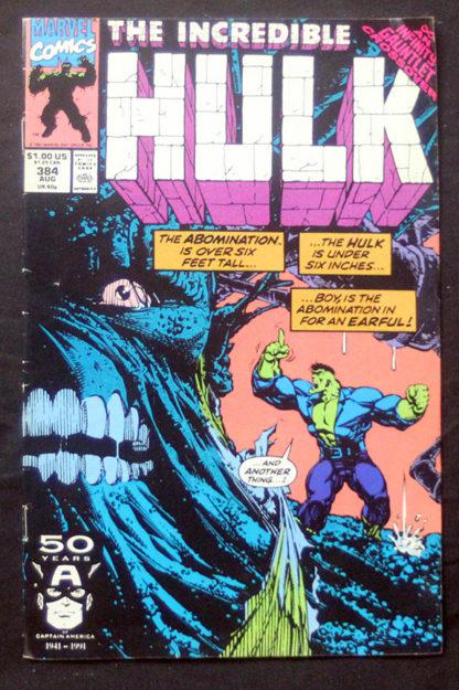 Incredible Hulk 384