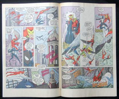 Web of Spiderman #1