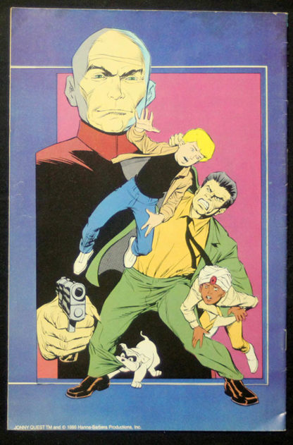 Johnny Quest 5