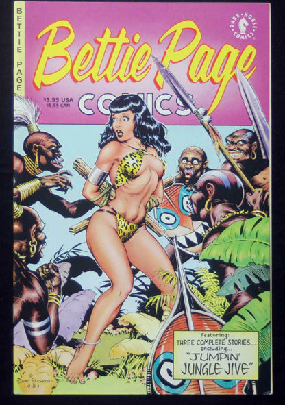 Betty Page 1