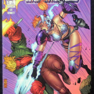 Wildcats Covert Action Teams #19