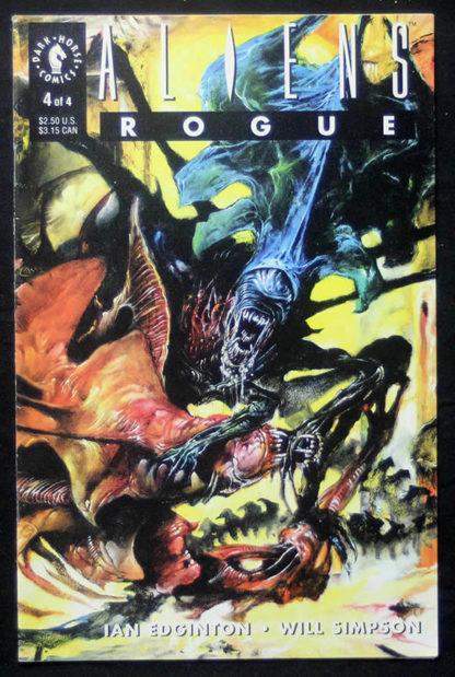 Alien Rogue