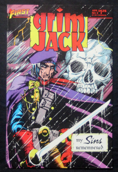 grim jack 9