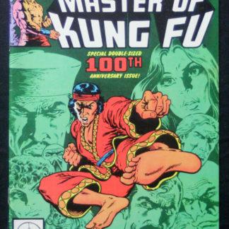Master of Kung Fu 100