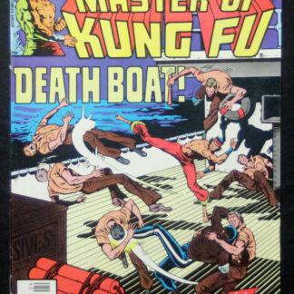 Master of Kung Fu 99