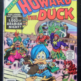 howard the duck special 1