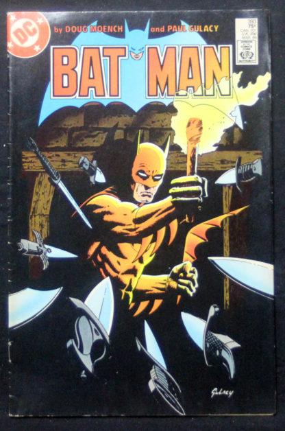 Batman 393