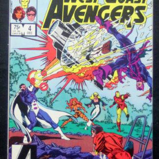 West Coast Avengers 4