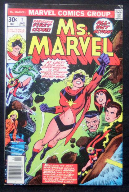 Ms. Marvel 1