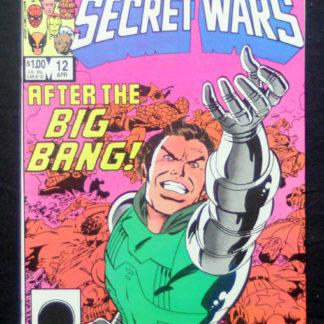 Secret Wars 12