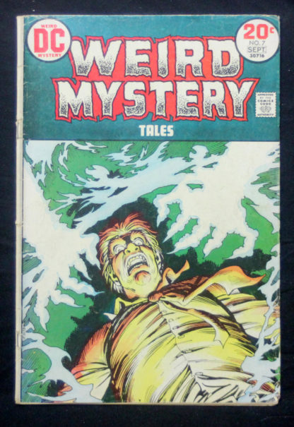 Weird Mystery Tales 7