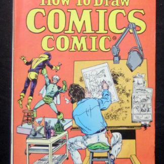 How to draw comics 1