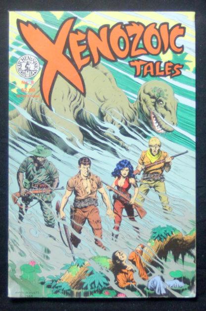 Xenozoic Tales #8