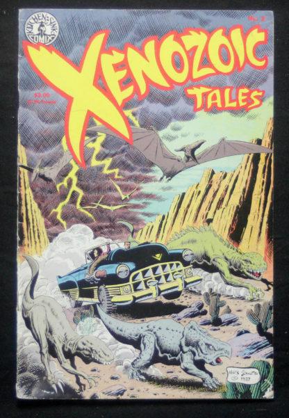 Xenozoic Tales 2