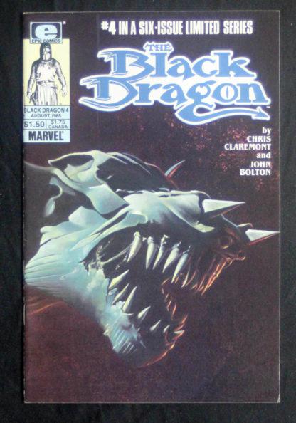 Black Dragon 4