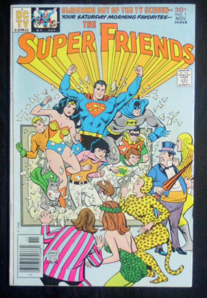 Super Friends 1