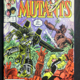 New Mutants special