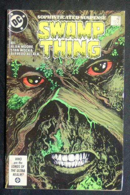 Swamp Thing 49