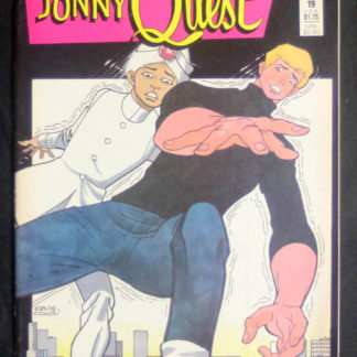 johnny quest 19