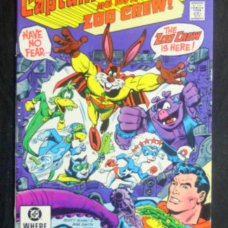 captain carrot 1