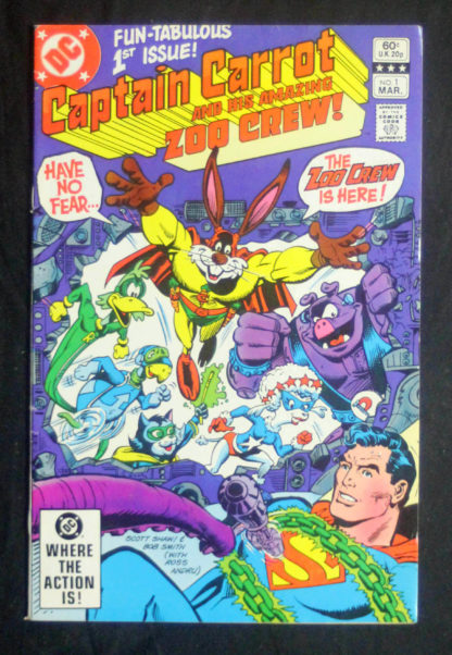 captain carrot 1