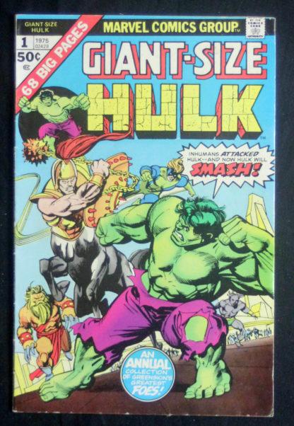 Giant Size Hulk 1
