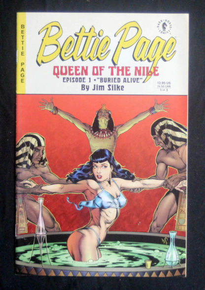 Betty page Nile 1