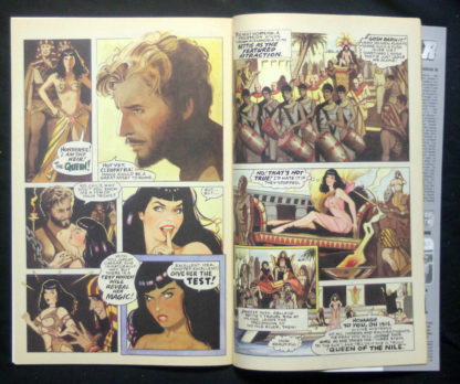 Betty Page Queen Nile 2