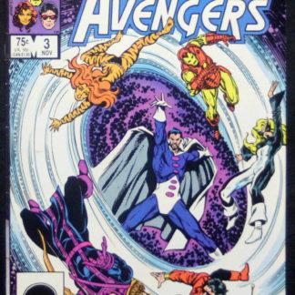 West Coast Avengers 3