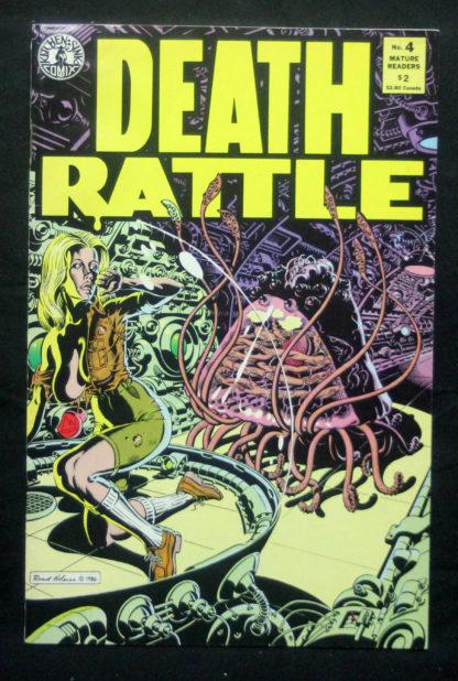 Death Rattle #4