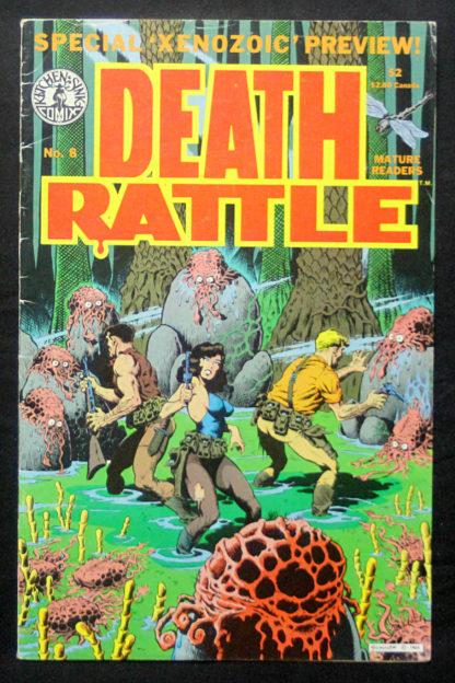 Death Rattle 8